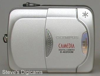 Olympus D-40 Zoom