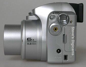 Fujifilm FinePix S3100