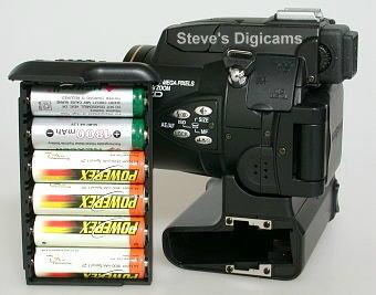 Nikon Coolpix 5700.  Photo (c) 2002 Steve's Digicams