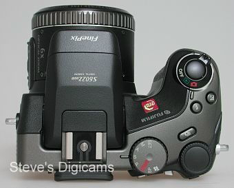 Fujifilm FinePix S602 Zoom.  Photo (c) 2002 Steve's Digicams