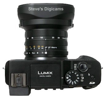 Panasonic Lumix DMC-LC1
