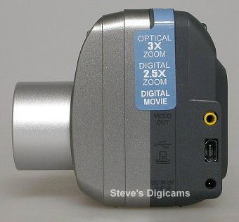 Fujifilm FinePix A205