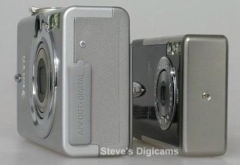 Canon Powershot SD20 Digital ELPH