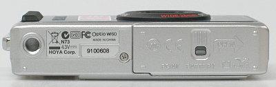 Pentax Optio W60
