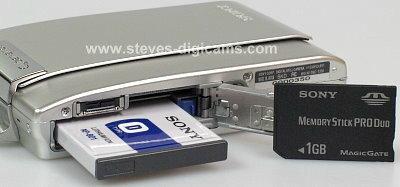 Sony DSC-T200