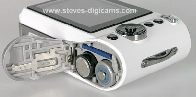 GE A830 8-megapixel Digital Camera