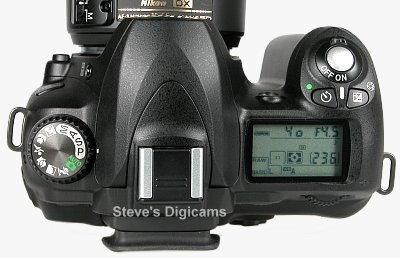 Nikon D50 SLR