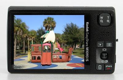 Kodak EasyShare M1093 IS