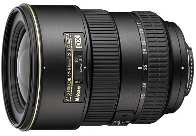 Nikkor AF-S DX 17-55mm f/2.8G IF-ED