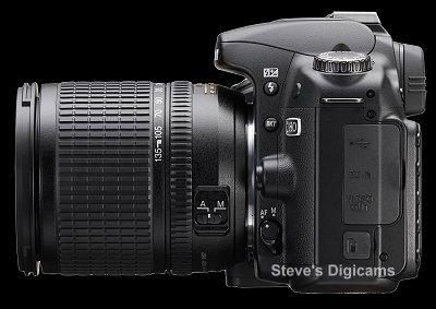 Nikon D80 SLR