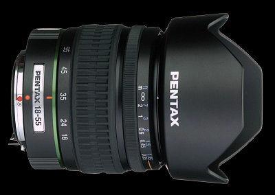 Pentax DA 18-55mm