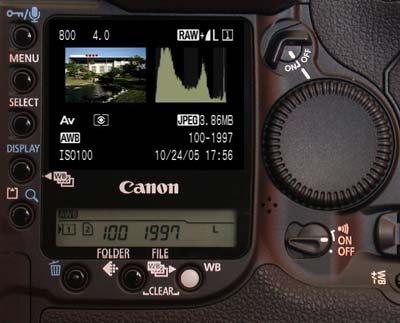 Canon EOS-1D Mark II N Digital SLR