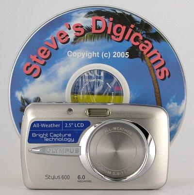 Olympus Stylus Digital 600