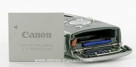 Canon Powershot SD40 Digital ELPH