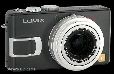 Click to take a QuickTime VR tour of the Panasonic Lumix DMC-LX1