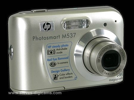 Click to take 360-degree QTVR tour of the HP PhotoSmart M537