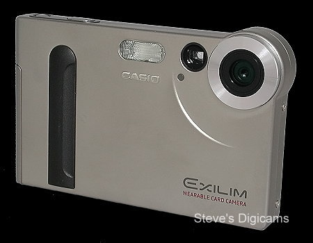 Click to take 360-degree QTVR tour of the Casio Exilim EX-S1