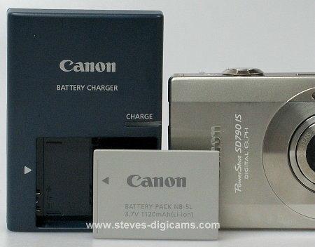 Canon Powershot SD790 ISDigital ELPH