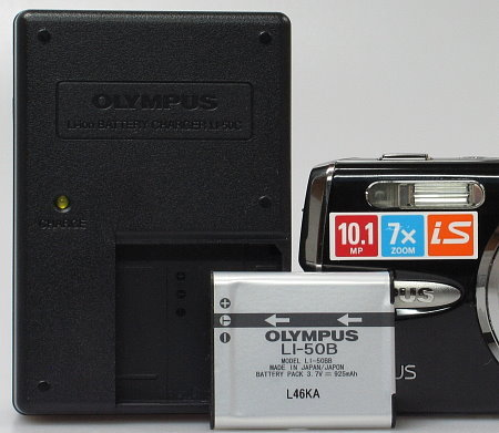 Olympus Stylus Digital 1020