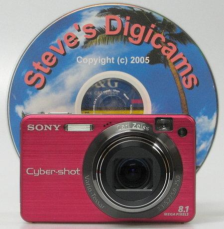 Sony DSC-W150
