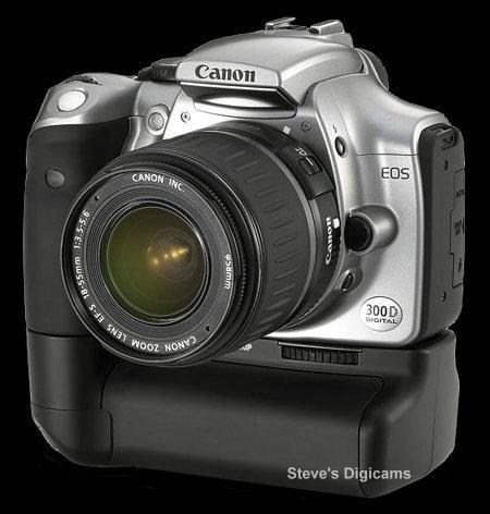 Canon EOS 300D Digital Rebel