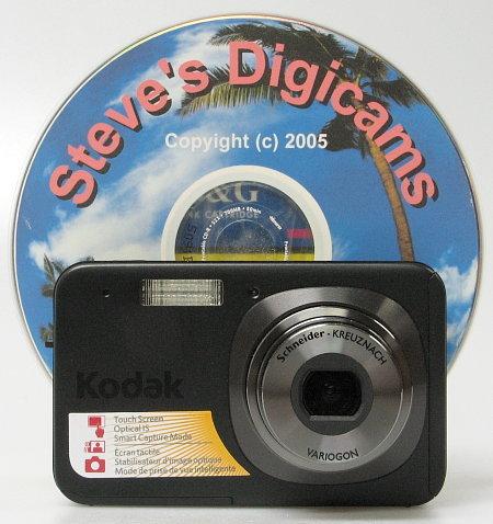 Kodak Easyshare V1073