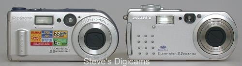 Sony P5 and P1