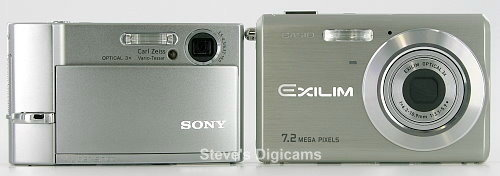 Sony DSC-T50