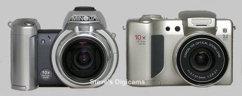 Minolta DiMAGE Z1