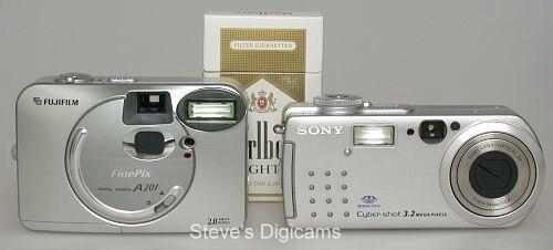 Minolta Fujifilm FinePix A201
