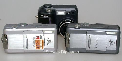 Canon PowerShot S40