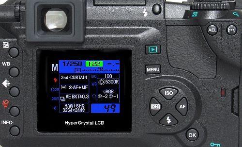 Olympus Evolt E300 Digital SLR
