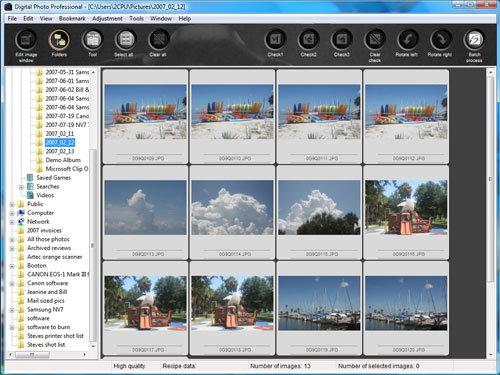 Canon EOS-1D Mark III Digital SLR