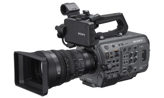 Sony PXW-FX9 Camera