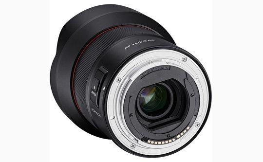 Rokinon AF 14mm f/2.8 RF Lens