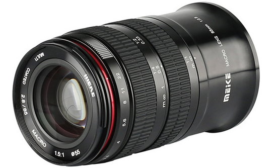 Meike MK-85mm f/2.8 Macro Lens Nikon Z