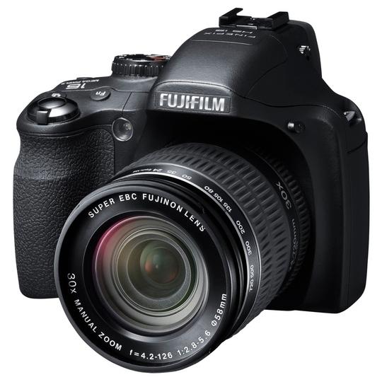 Fujifilm FinePix HS25EXR Preview - Steve's Digicams