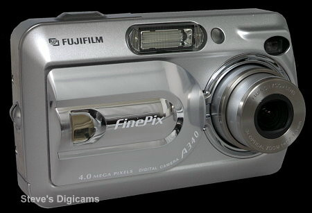 Fujifilm Finepix A340 Review Steve S Digicams