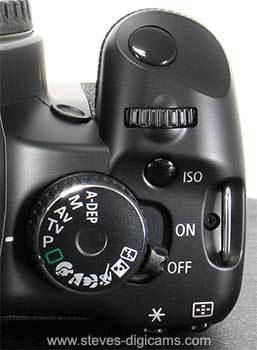 Canon EOS Digital Rebel XSi SLR Review - Steve's Digicams