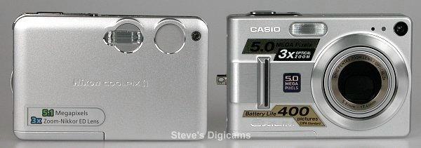Nikon Coolpix S1