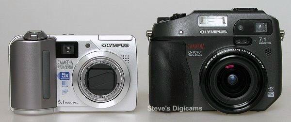 Olympus C-5500 Sport Zoom