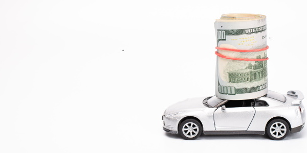 Making a Low Down Payment on a Car
