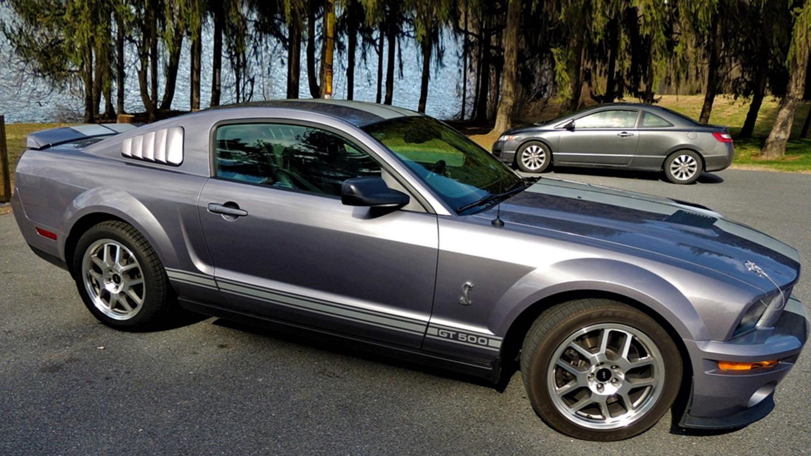 2007 Mustang GT500