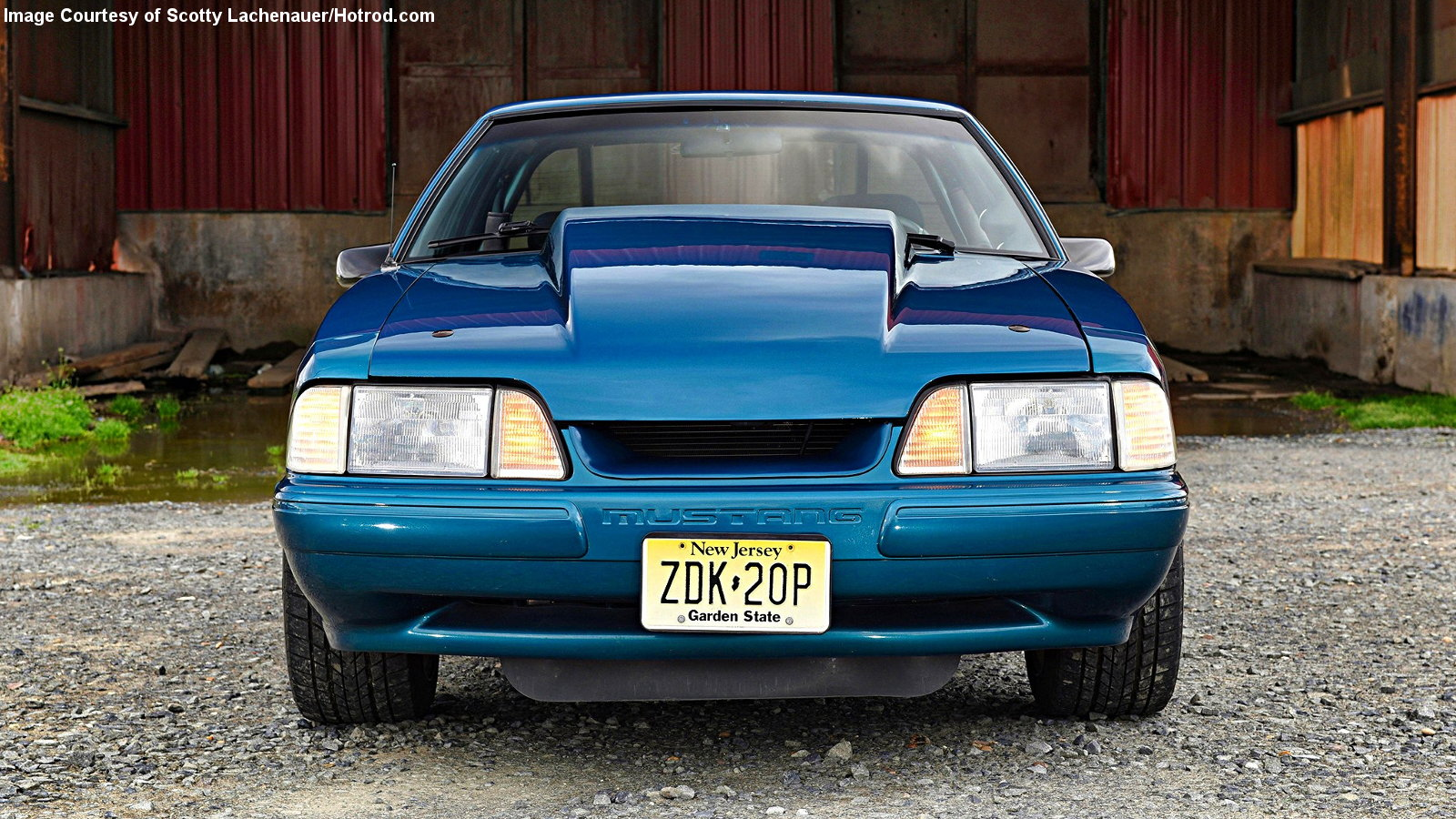 This 93 Mustang LX Can Do It All