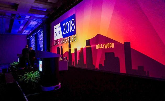 SIR 2018 stage
