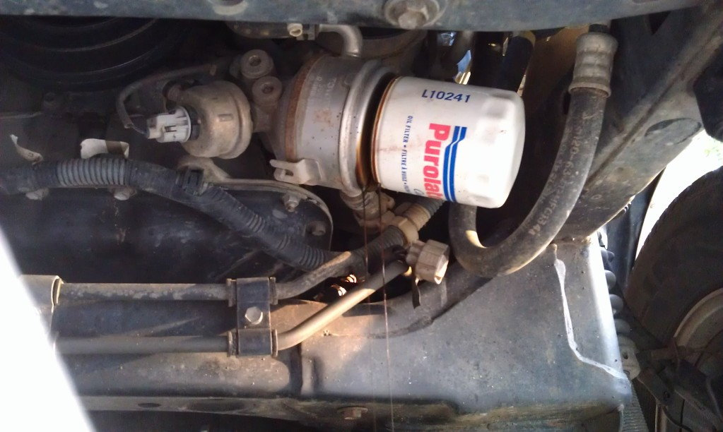 Toyota 4runner 1996 To 2002 How To Change Your Oil Yotatech