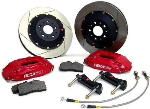 Aftermarket brake components