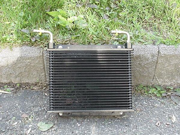 toyota 4runner TRD transmission cooler DIY how to install