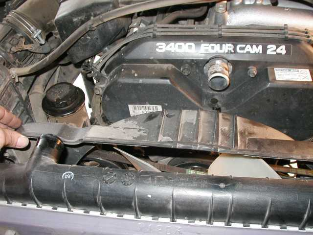 toyota tacoma tundra 4runner 3.4 v6 5uzfe timing belt kit water pump replace remove how to information pictures