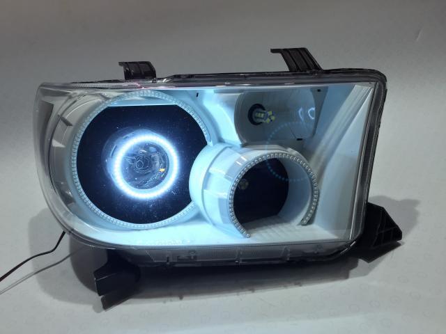 Bi-xenon oracle headlight
